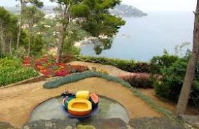 Costa brava botanical gardens cap roig and marimurtra for Jardines cap roig