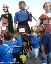 Festival Catalonia Gegants (Giants)