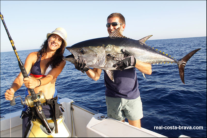 Big game fishing in spain for Big game fishing