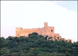 Requesens Castle Costa Brava