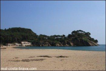 Platja de Castell Costa Brava