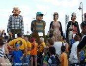 Festival Catalonia Giants (Gegants)