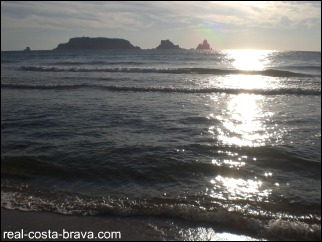 Medes Islands Costa Brava Spain